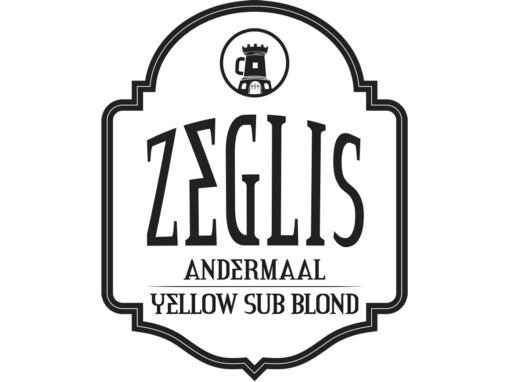 Zeglis Andermaal –  Yellow Sub Blond